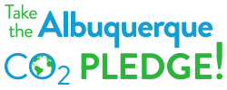 Take the Abq CO2 Pledge